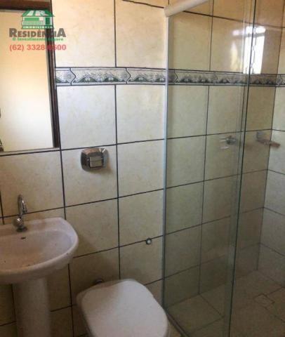 Chácara com 2 dormitórios para alugar, 4000 m² por R$ 2.500/mês - Chácaras Americanas - An - Foto 10