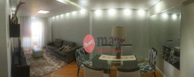 Apartamento com 3 dormitórios à venda, 100 m² por R$ 450.000 - Centro - Suzano/SP - Foto 10