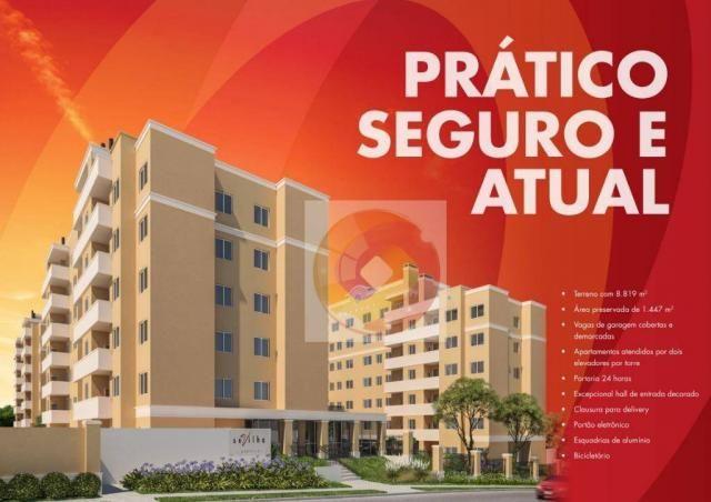 Apartamento com 2 dormitórios à venda, 51 m² por R$ 240.000,00 - Neoville - Curitiba/PR - Foto 5