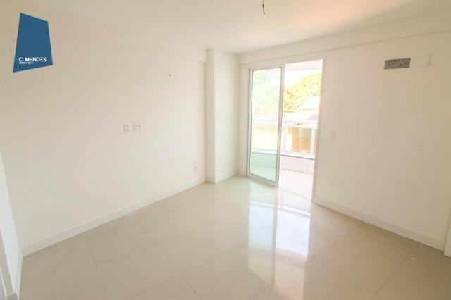 Apartamento para alugar, 105 m² por R$ 2.300,00/mês - Jardim das Oliveiras - Fortaleza/CE - Foto 20