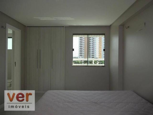 Apartamento à venda, 153 m² por R$ 800.000,00 - Engenheiro Luciano Cavalcante - Fortaleza/ - Foto 19