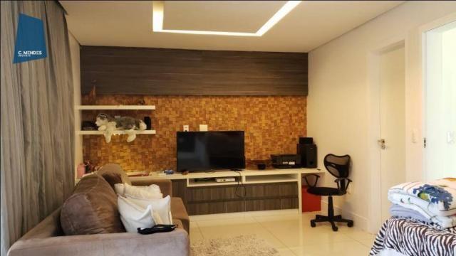 Casa no Alphaville Fortaleza com 4 dormitórios à venda, 310 m² por R$ 1.800.000 - Cararu - - Foto 20