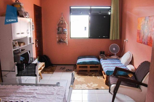 Apartamento 48 m² à venda, 02 Quartos 01 vaga, Antônio Bezerra, Fortaleza. - Foto 4