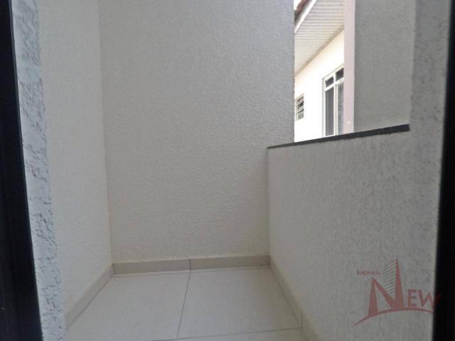 Apartamento 02 quartos no Afonso pena, São José dos Pinhais - Foto 14