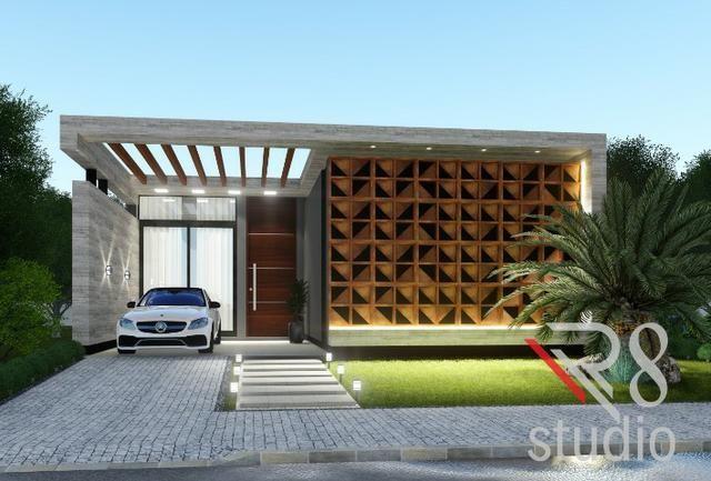 Casa no Condomínio Capão ilhas Resort, 4 suites e garagem para 2 carros