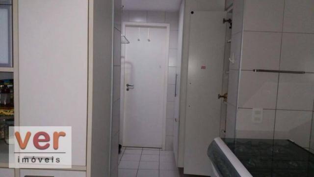 Apartamento à venda, 218 m² por R$ 1.350.000,00 - Meireles - Fortaleza/CE - Foto 20