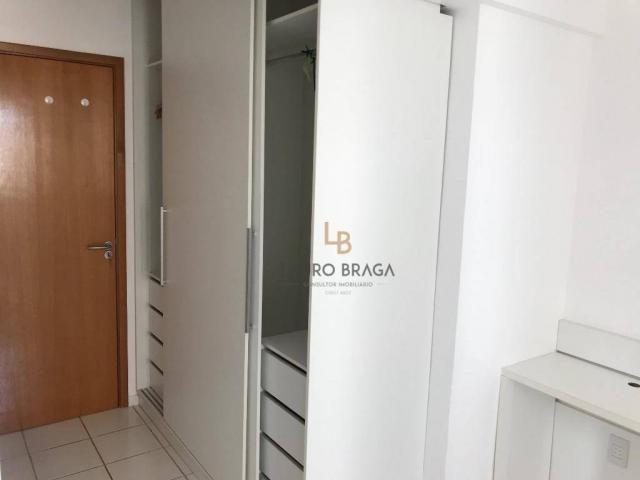 Apartamento com 3 dormitórios à venda, 76 m² por R$ 340.000 - Jatiúca - Maceió/AL - Foto 7