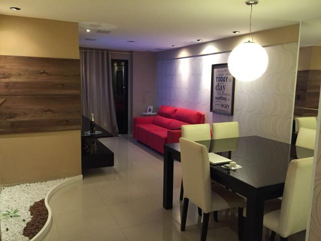 Lindo Apartamento 3/4 | 2 suítes | 98m