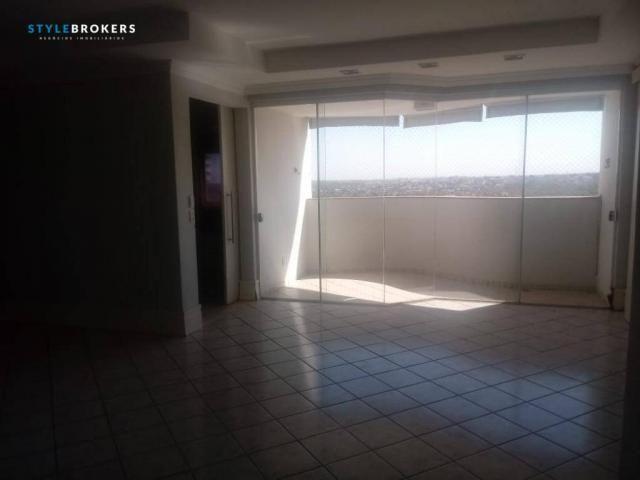 Apartamento no Edifício Ana Vitória com 4 dormitórios à venda, 225 m² por R$ 750.000 - Jar - Foto 10