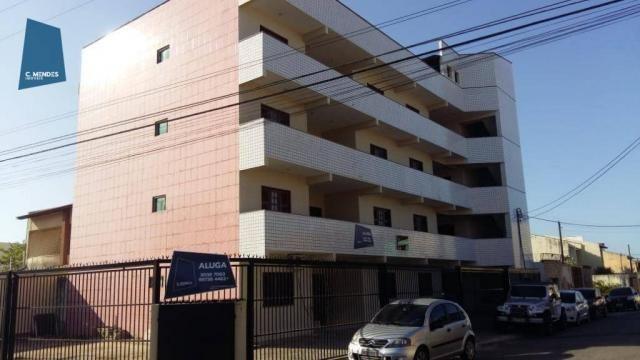 Apartamento para alugar, 50 m² por R$ 600,00/mês - Passaré - Fortaleza/CE