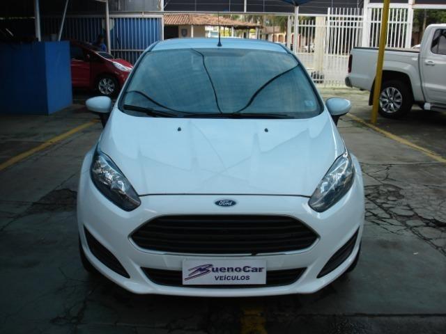 Fiesta Hatch 1.5 S Completíssimo de Única Dona Tirado em Goiânia Super Novo