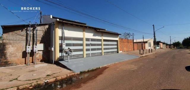 Casa com 3 dormitórios à venda, 204 m² por R$ 299.000,00 - Parque das Nações - Várzea Gran - Foto 9