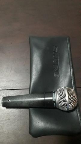 Microfone Shure SM58 original - Foto 2