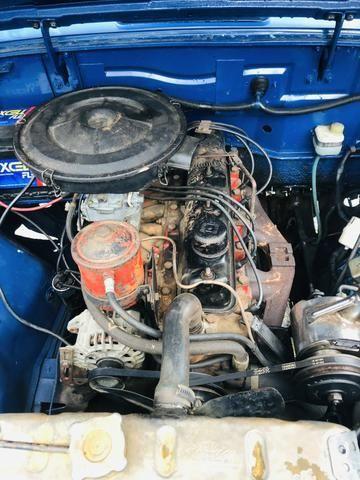 Ford Rural 4x4 6CIL* redução. Carro bem novo - Foto 13
