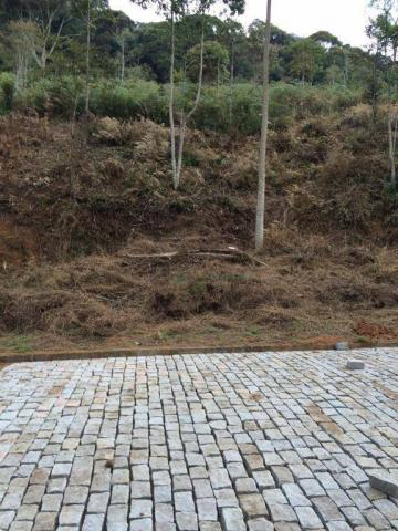 Terreno à venda, 813 m² por R$ 110.000,00 - Prata - Teresópolis/RJ
