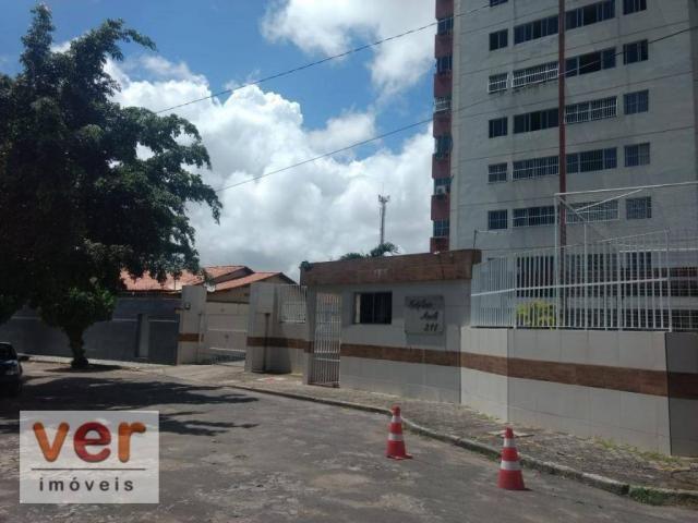 Apartamento à venda, 73 m² por R$ 250.000,00 - São Gerardo - Fortaleza/CE - Foto 2