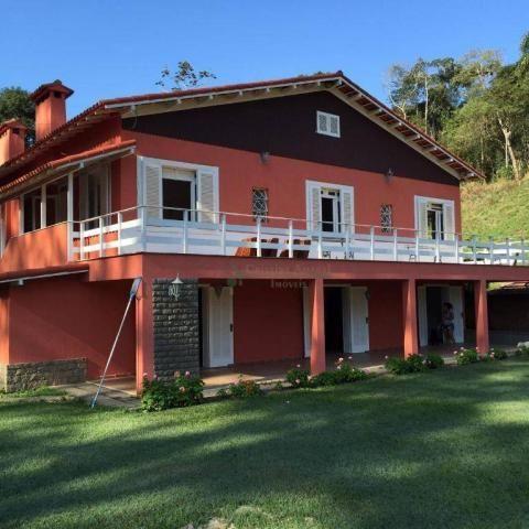 Sítio com 4 dormitórios à venda, 20000 m² por R$ 550.000 - Venda Nova - Teresópolis/RJ