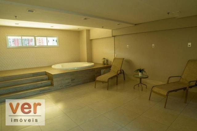 Apartamento à venda, 130 m² por R$ 1.160.000,00 - Cocó - Fortaleza/CE - Foto 2