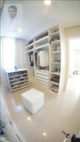 Casa em condomínio fechado com 4 dormitórios à venda, 263 m² por R$ 850.000 - Patamares -  - Foto 20