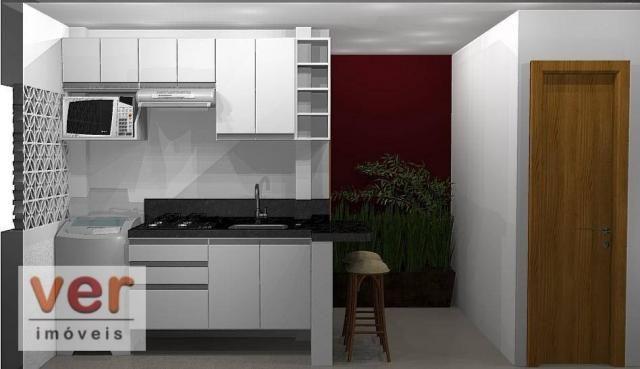 Apartamento à venda, 32 m² por R$ 90.000,00 - Damas - Fortaleza/CE - Foto 10
