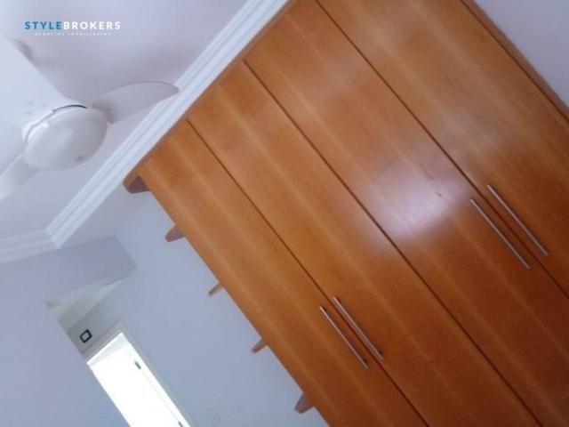 Apartamento no Edifício Ana Vitória com 4 dormitórios à venda, 225 m² por R$ 750.000 - Jar - Foto 20