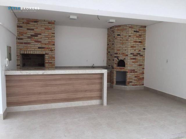 Apartamento no Edifício Saint Riom com 3 dormitórios à venda, 112 m² por R$ 450.000 - Migu - Foto 18