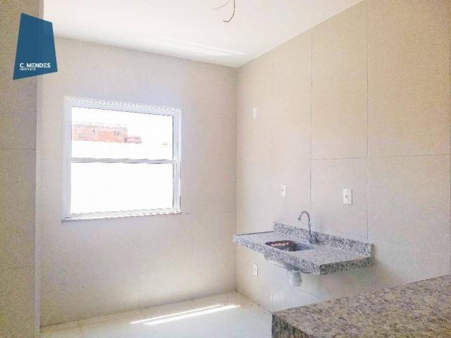 Casa Duplex 124 m² para locação, semi-mobiliada 3 suites 3 vagas, condominio, Jacundá, Eus - Foto 18