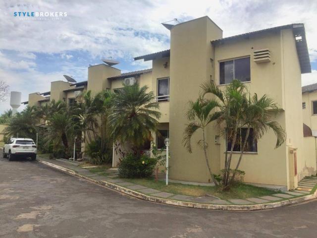Casa no Condomínio Colina dos Ventos com 3 dormitórios à venda, 119 m² por R$ 359.000 - Ja