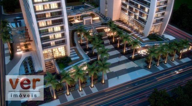 Sala para alugar, 29 m² por R$ 2.500,00/mês - Aldeota - Fortaleza/CE - Foto 4