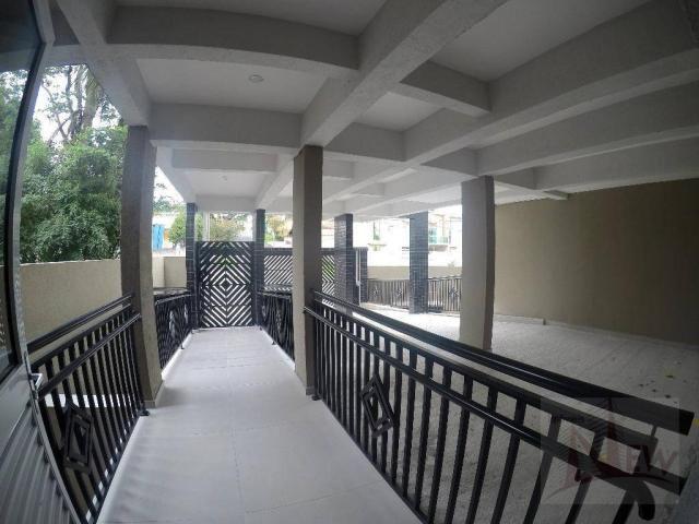 Apartamento residencial à venda, São Pedro, São José dos Pinhais. - Foto 5