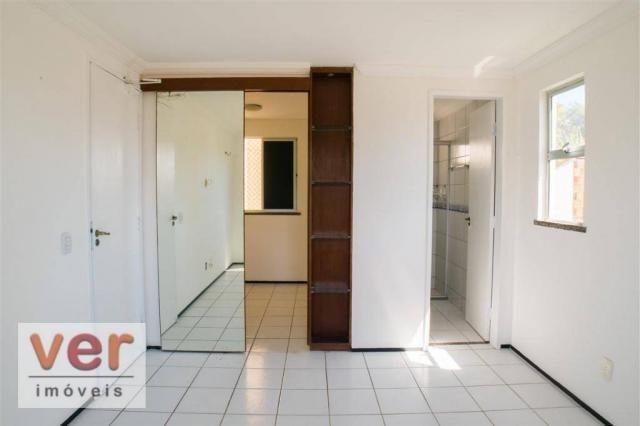 Apartamento à venda, 56 m² por R$ 260.000,00 - José de Alencar - Fortaleza/CE - Foto 12