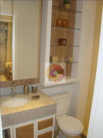Apartamento com 2 dormitórios à venda, 51 m² por R$ 240.000,00 - Neoville - Curitiba/PR - Foto 19