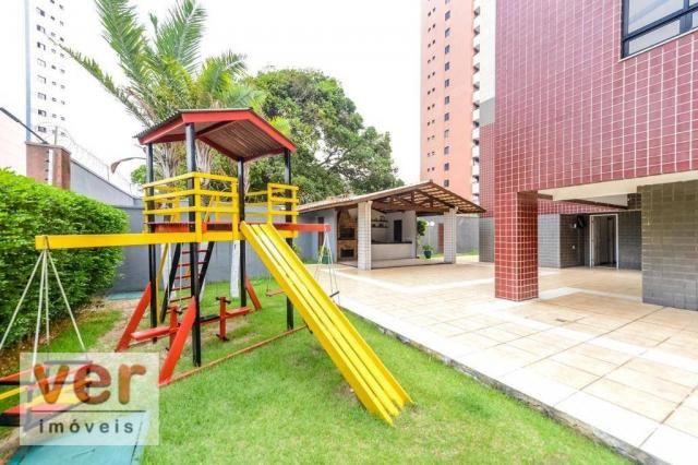Apartamento com 5 dormitórios à venda, 211 m² por R$ 800.000,00 - Guararapes - Fortaleza/C - Foto 3