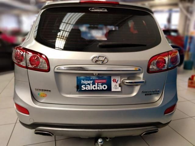 Hyundai santa fÉ 2012 3.5 mpfi gls v6 24v 285cv gasolina 4p automÁtico - Foto 4
