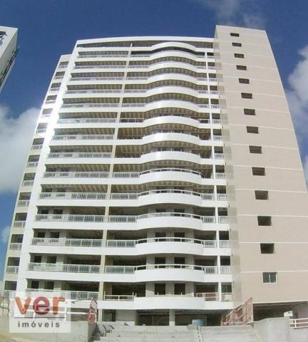 Apartamento com 3 dormitórios à venda, 80 m² por R$ 599.000,00 - Cambeba - Fortaleza/CE - Foto 4