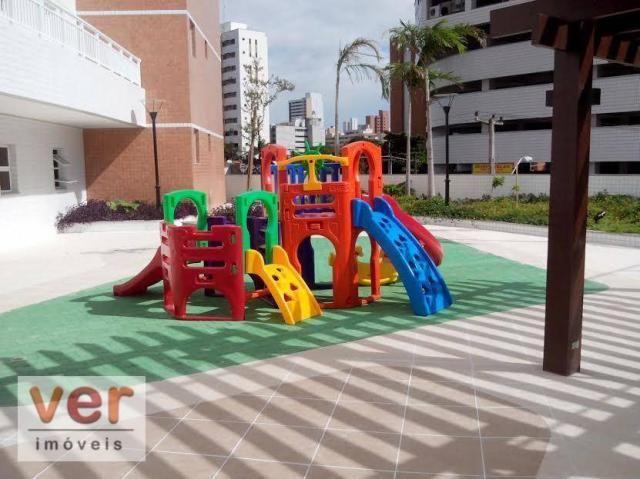 Apartamento com 3 dormitórios à venda, 91 m² por R$ 850.000,00 - Aldeota - Fortaleza/CE - Foto 11