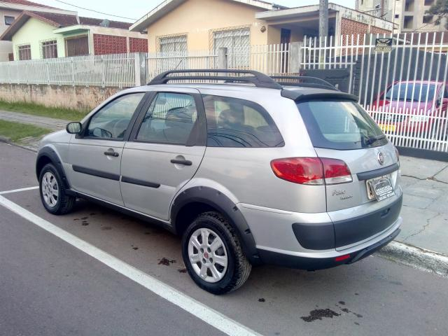 FIAT PALIO 2010/2011 1.4 MPI TREKKING WEEKEND 8V FLEX 4P MANUAL - Foto 4