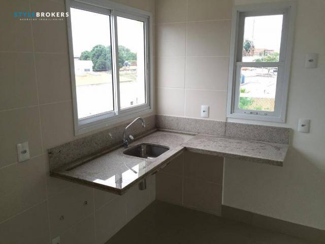 Apartamento no Edifício Saint Riom com 3 dormitórios à venda, 112 m² por R$ 450.000 - Migu - Foto 15