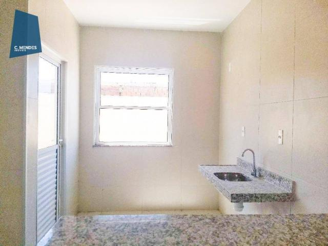 Casa Duplex 124 m² para locação, semi-mobiliada 3 suites 3 vagas, condominio, Jacundá, Eus - Foto 19