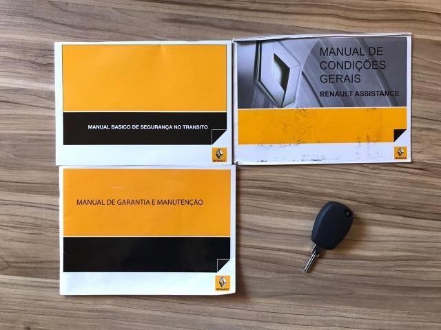 Renault- Logan Dynamique 1.6 8v Flex (Impecável, Seminovo) - Foto 20