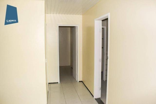Casa para alugar, 400 m² por R$ 2.200,00/mês - Engenheiro Luciano Cavalcante - Fortaleza/C - Foto 12