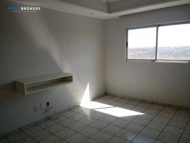 Apartamento no Edifício Ana Vitória com 4 dormitórios à venda, 225 m² por R$ 750.000 - Jar - Foto 18