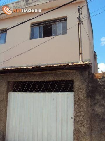 Casa à venda com 2 dormitórios em Vale do jatobá, Belo horizonte cod:427555