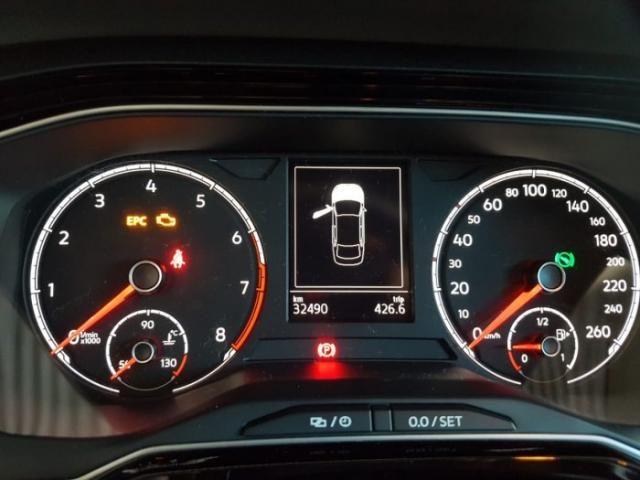 Volkswagen virtus 2019 1.0 200 tsi comfortline automÁtico - Foto 9