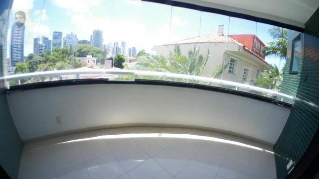 Apartamento com 3 Suítes à venda, 135 m² por R$ 950.000 - Rio Vermelho - Salvador/BA - Foto 9