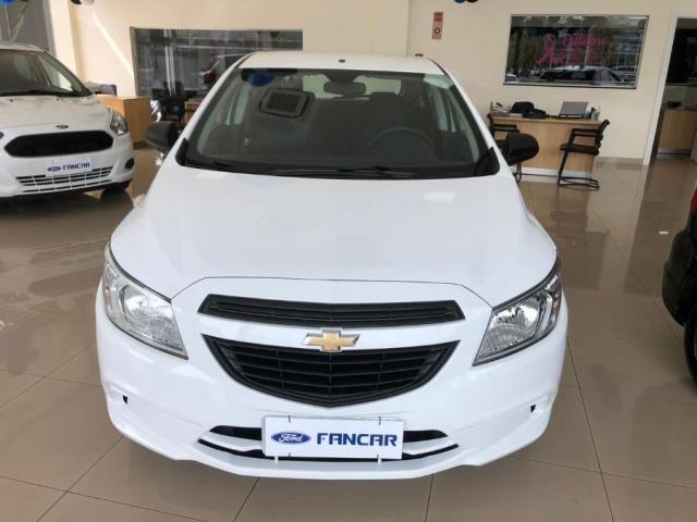 Chevrolet Onix GM\ ONIX JOY MT 2018 4P - Foto 10