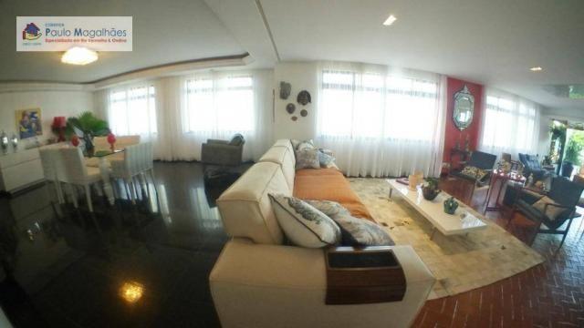 Cobertura com 4 dormitórios 3 suítes  vista a mar nascente à venda, 575m² total m² Rio Ver - Foto 5
