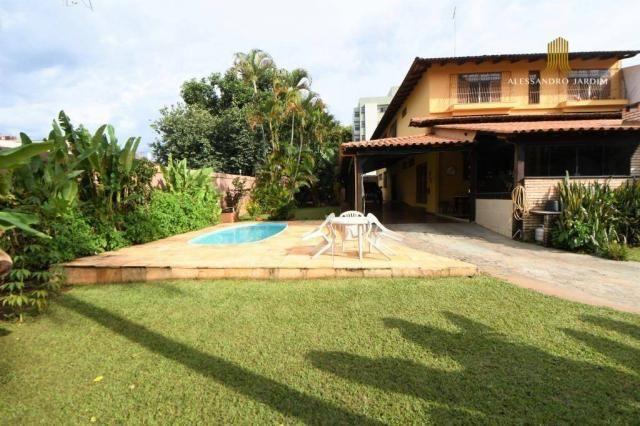 Linda casa c/ piscina e churrasqueira em Brasília (Asa Norte) 5 quartos - Foto 2