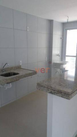 Apartamento para alugar, 61 m² por R$ 1.600,00/mês - Dunas - Fortaleza/CE - Foto 18
