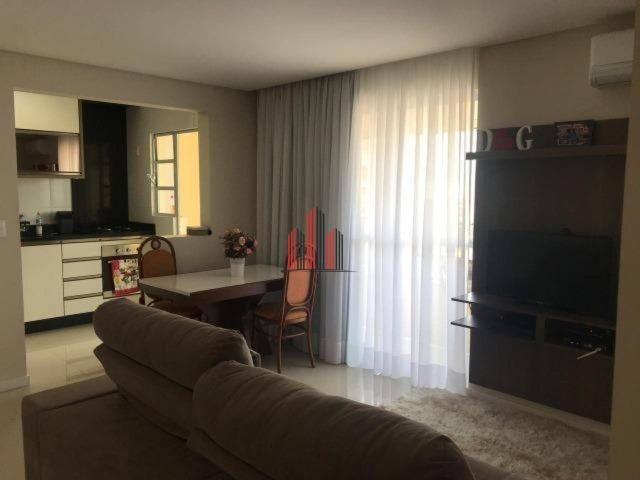 Apartamento em Barreiros/São José, 2 dormitórios - Foto 3